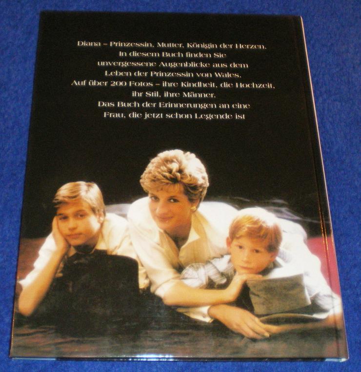 Bild 2: Buch Diana Die Königin der Herzen (FP) noch 1 x Preis runter gesetzt !