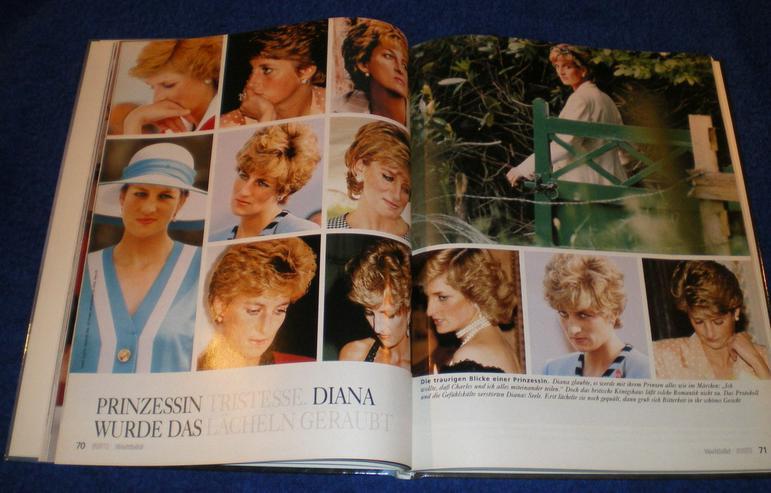 Bild 5: Buch Diana Die Königin der Herzen (FP) noch 1 x Preis runter gesetzt ! Noch zu haben da der Interessent nicht kam.