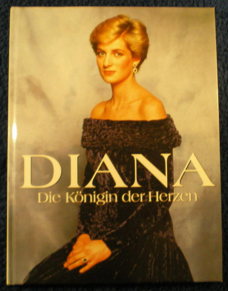 Bild 3: Buch Diana Die Königin der Herzen (FP) noch 1 x Preis runter gesetzt ! Noch zu haben da der Interessent nicht kam.