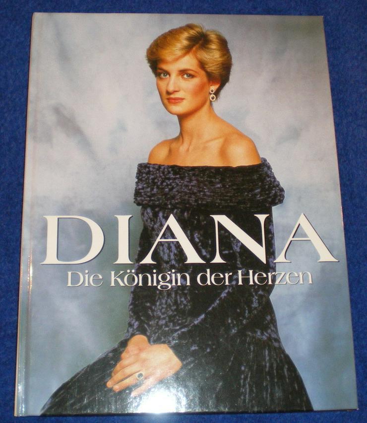 Buch Diana Die Königin der Herzen (FP) noch 1 x Preis runter gesetzt !