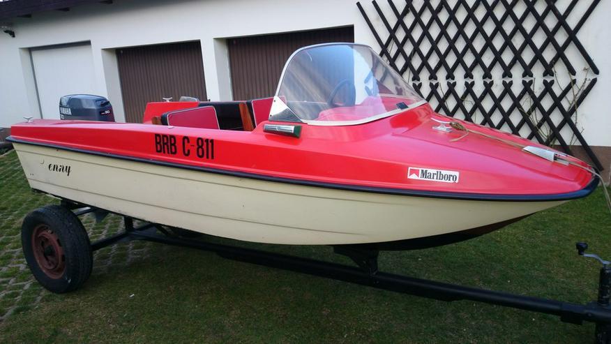 Motorboot Sprint 370x160cm Sportboot Angelboot