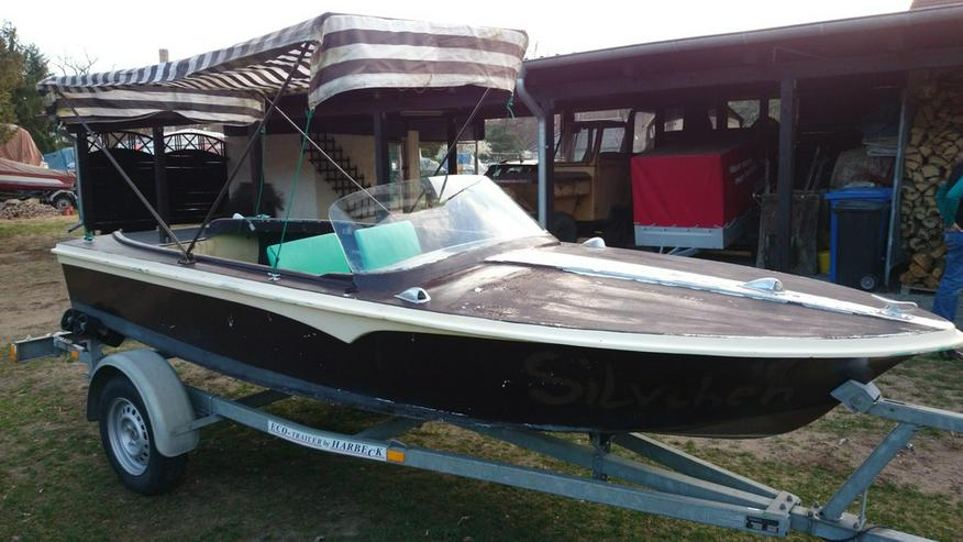 Bild 5: Motorboot Peetzsee 430x160 Sportboot Angelboot