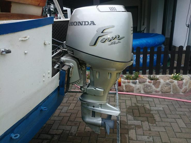 Außenbordmotor Honda 30 PS 4-Takt Außenborder