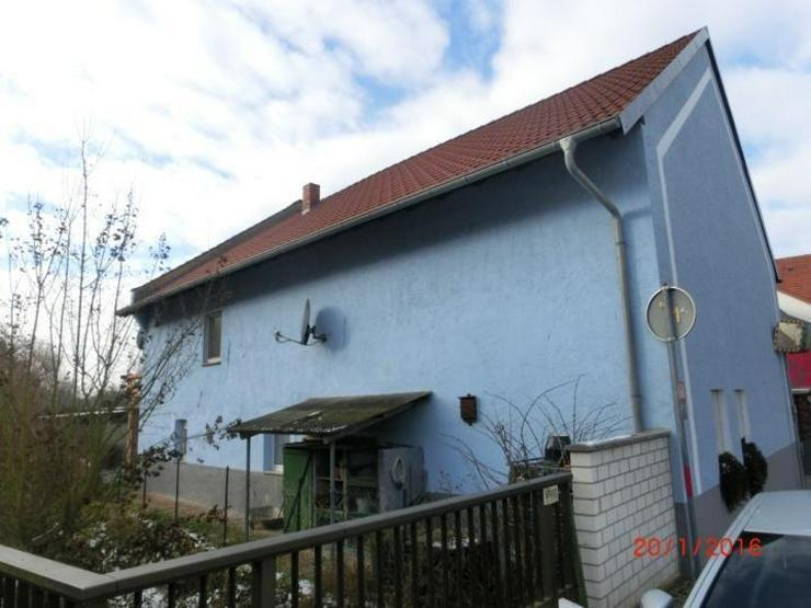 Bild 2: ******** Verkauft ******* Nieder Hilbersheim: Massives Einfamilienhaus mit sehr viel Poten...