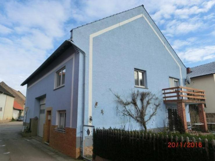 ******** Verkauft ******* Nieder Hilbersheim: Massives Einfamilienhaus mit sehr viel Poten... - Haus kaufen - Bild 1