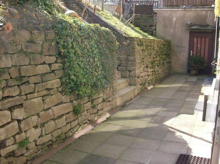 Bild 3: Erdgeschoss mit Terrasse und Gartennutzung
