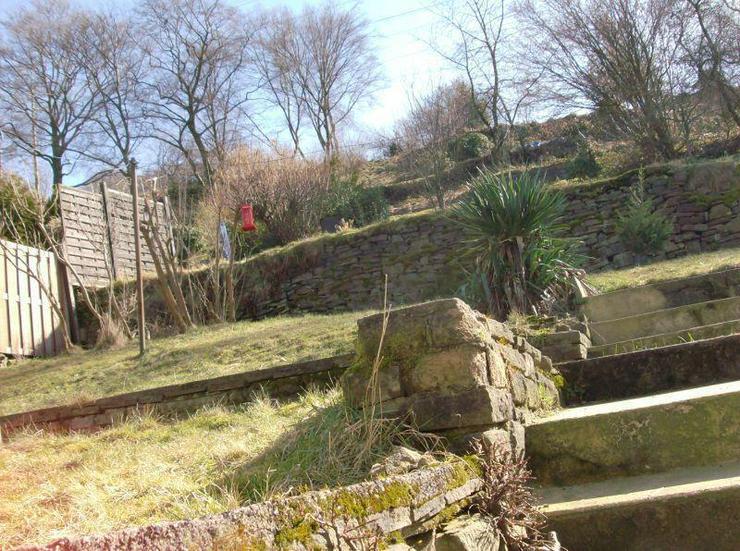 Bild 4: Erdgeschoss mit Terrasse und Gartennutzung