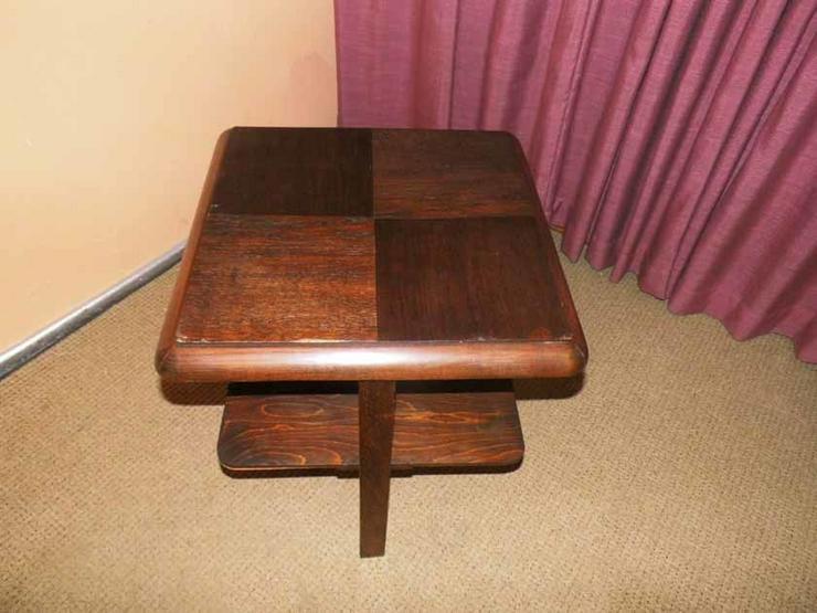 Schöner Art Deco Beistelltisch - Rauchtisch / - Tische - Bild 1