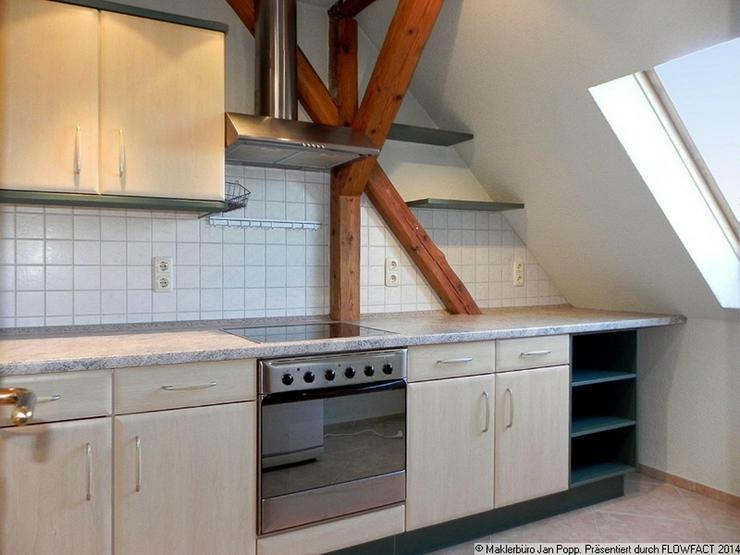 Bild 6: Für Eigennutzer steht die Dachgeschoßwohnung zur Verfügung!