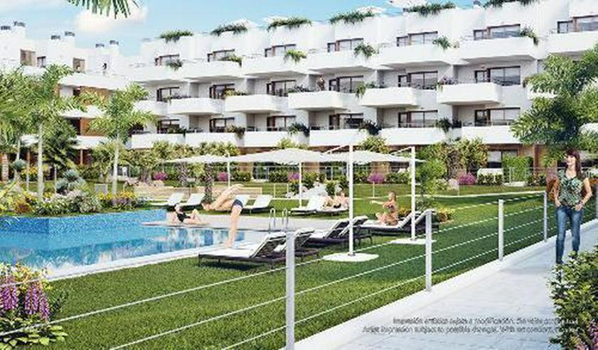 Wunderschöne 2-Schlafzimmer-Wohnungen mit Gemeinschaftspool - Wohnung kaufen - Bild 1