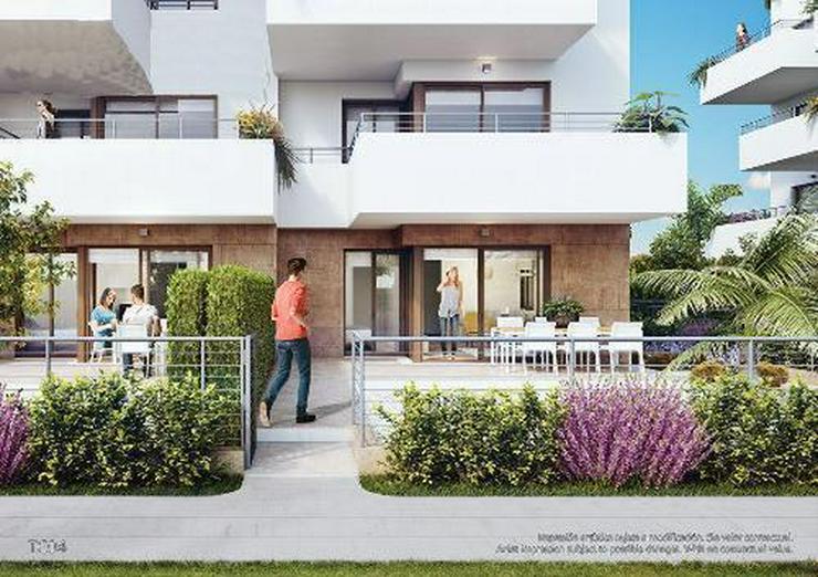 Bild 6: Wunderschöne 3-Schlafzimmer-Wohnungen mit Gemeinschaftspool