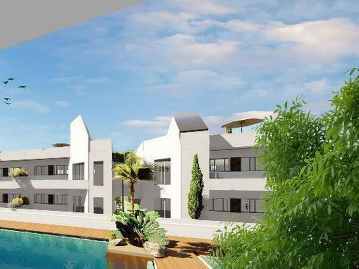 Bild 3: Moderne 3-Zimmer-Erdgeschoss-Wohnungen mit Gemeinschaftspool nur 300 m vom Meer