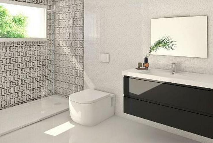 Bild 6: Moderne 3-Zimmer-Penthouse-Wohnungen mit Gemeinschaftspool nur 300 m vom Meer