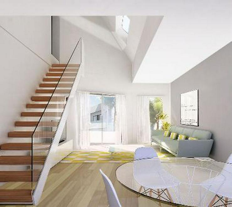 Moderne 3-Zimmer-Penthouse-Wohnungen mit Gemeinschaftspool nur 300 m vom Meer - Wohnung kaufen - Bild 1