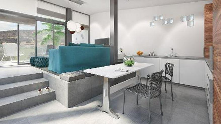Bild 6: Moderne 4-Zimmer-Villen mit Privatpool in innovativem Design