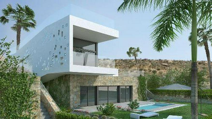 Bild 3: Moderne 4-Zimmer-Villen mit Privatpool in innovativem Design