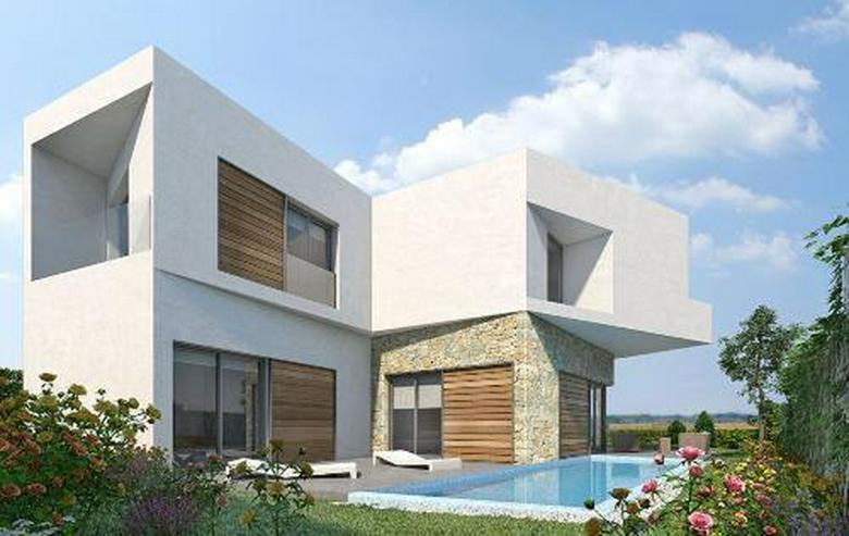 Luxusvillen mit wunderschönen Natursteinelementen und Privatpool - Haus kaufen - Bild 1