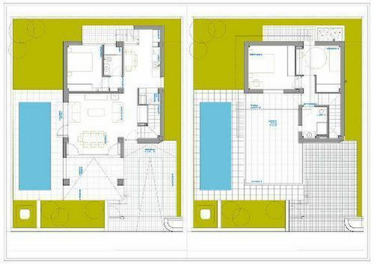 Bild 12: Wunderschöne und moderne Neubau-Villen in ruhiger Lage