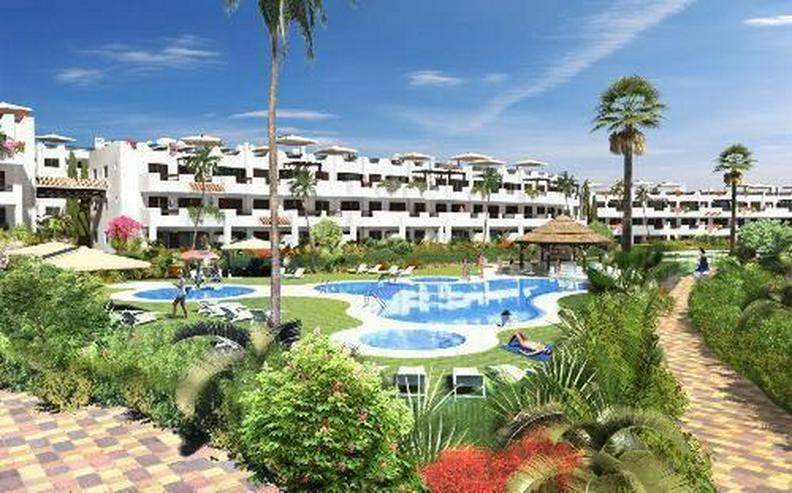 Strandnah gelegene 4-Zimmer-Wohnungen mit Gemeinschaftspools - Wohnung kaufen - Bild 1