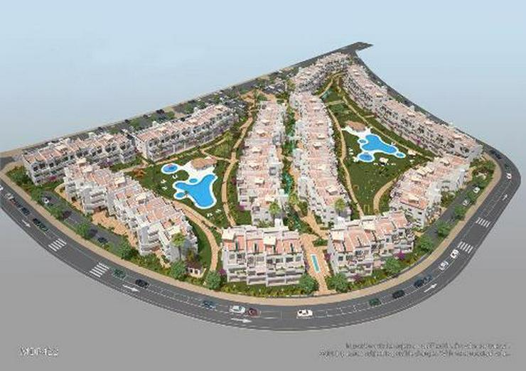Bild 5: Strandnah gelegene 4-Zimmer-Wohnungen mit Gemeinschaftspools