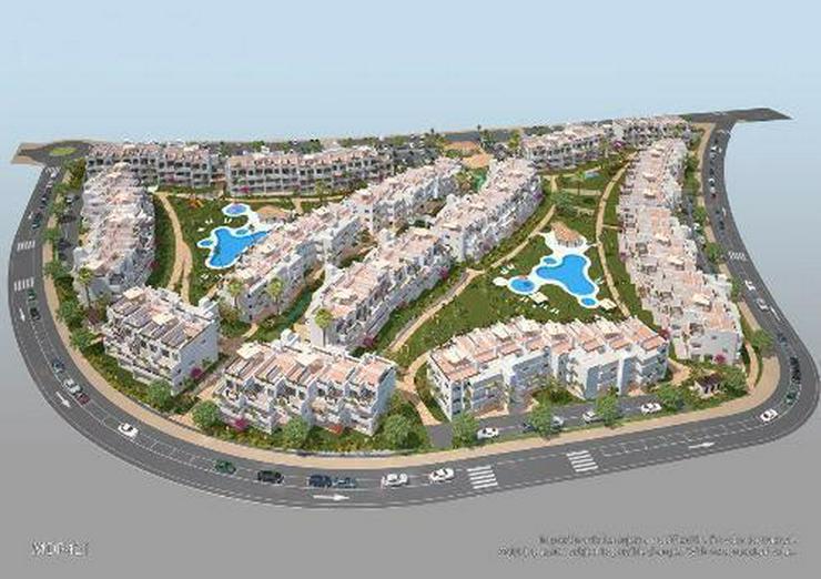 Bild 5: Strandnah gelegene 4-Zimmer-Penthouse-Wohnungen mit Gemeinschaftspools