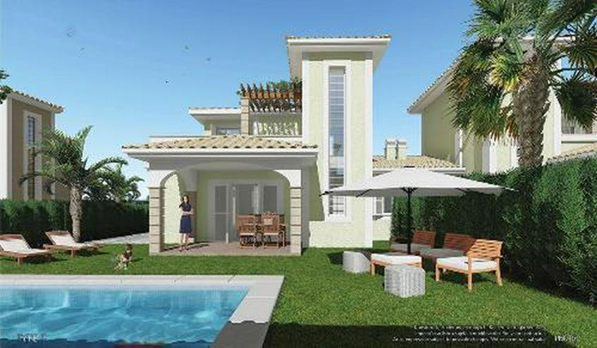 Bild 2: Wunderschöne 3-Zimmer-Doppelhaushälften nur 1 km vom Strand