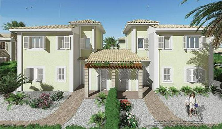 Bild 3: Wunderschöne 3-Zimmer-Doppelhaushälften nur 1 km vom Strand