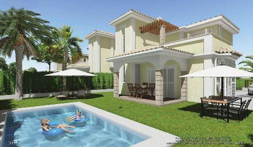 Wunderschöne 3-Zimmer-Doppelhaushälften nur 1 km vom Strand - Haus kaufen - Bild 1