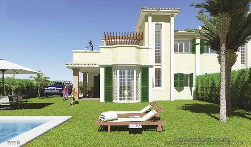Bild 2: Wunderschöne 4-Zimmer-Doppelhaushälften nur 1 km vom Strand