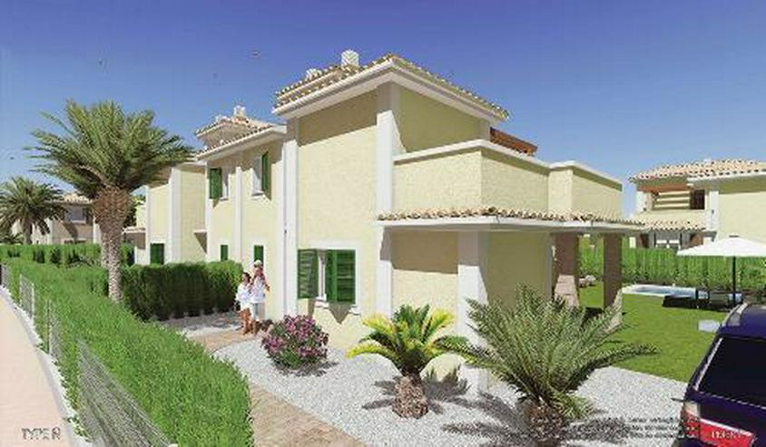 Bild 3: Wunderschöne 4-Zimmer-Doppelhaushälften nur 1 km vom Strand
