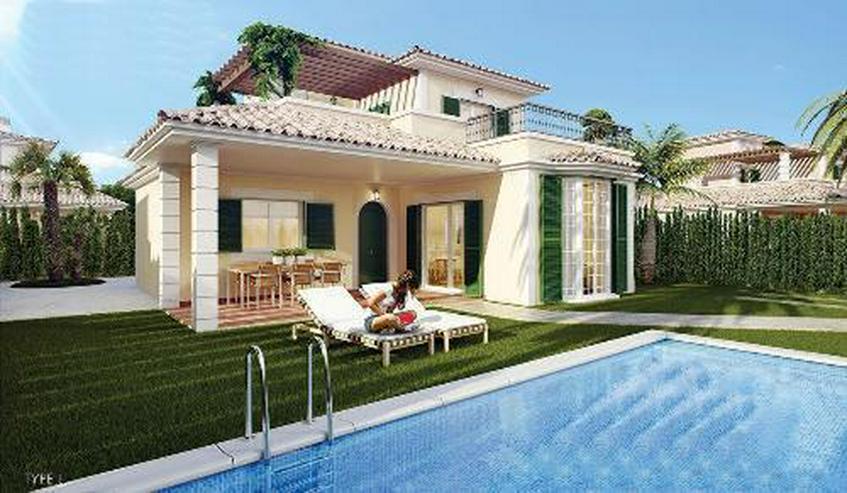 Wunderschöne 3-Zimmer-Villen nur 1 km vom Strand - Haus kaufen - Bild 1