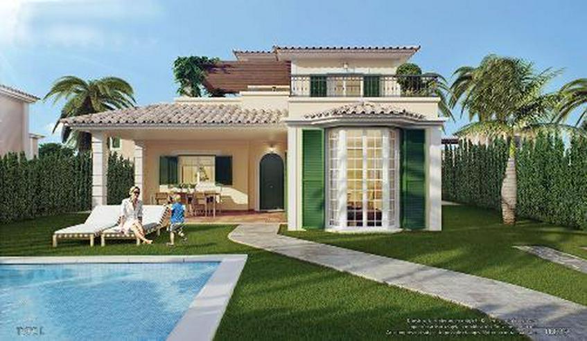 Bild 2: Wunderschöne 3-Zimmer-Villen nur 1 km vom Strand