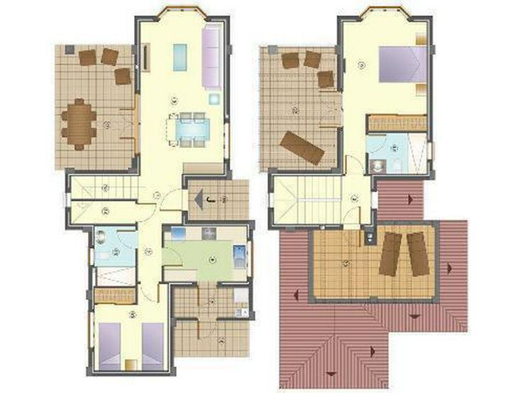 Bild 4: Wunderschöne 3-Zimmer-Villen nur 1 km vom Strand