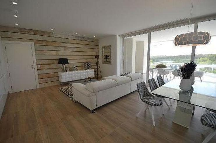 Bild 3: 4-Zimmer-Luxus-Penthouse-Wohnungen mit Meerblick in exklusivem Golf Resort