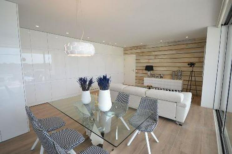 Bild 4: 4-Zimmer-Luxus-Penthouse-Wohnungen mit Meerblick in exklusivem Golf Resort