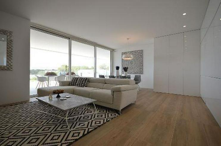 Bild 5: 4-Zimmer-Luxus-Penthouse-Wohnungen mit Meerblick in exklusivem Golf Resort