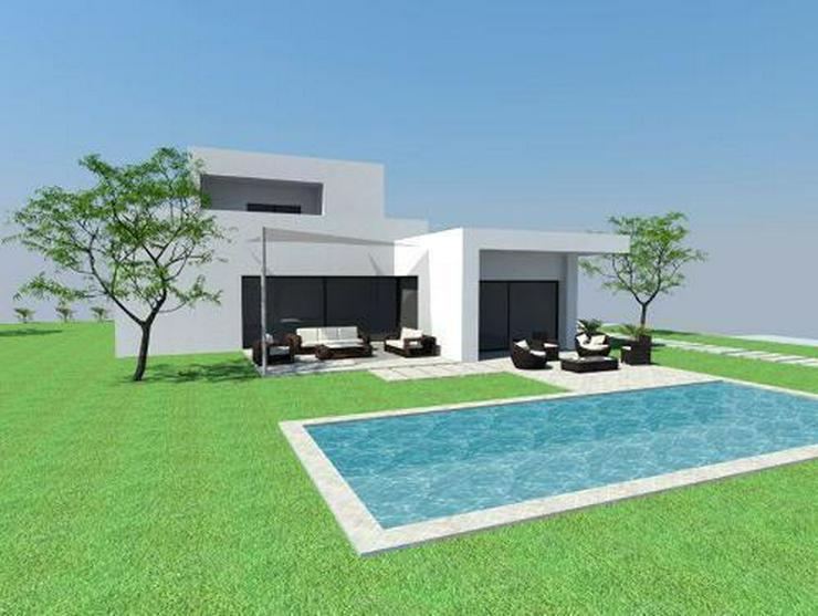 Luxusvillen mit Dachterrasse und Privatpool in wunderschönem Golf Resort