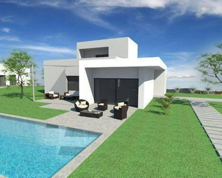 Bild 2: Luxusvillen mit Dachterrasse und Privatpool in wunderschönem Golf Resort