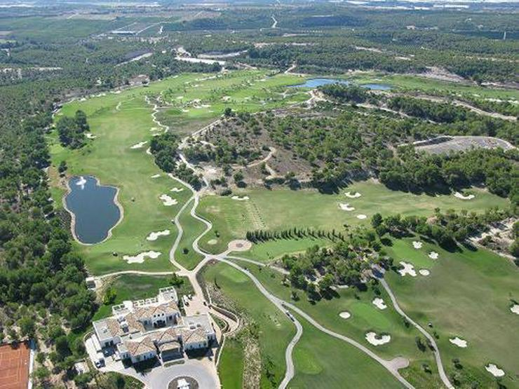 Bild 4: Luxusvillen mit Dachterrasse und Privatpool in wunderschönem Golf Resort