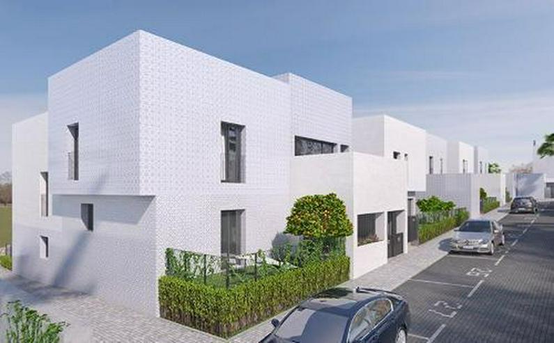 Erdgeschoss-Appartements in minimalistischem Design ca. 7 km vom Strand