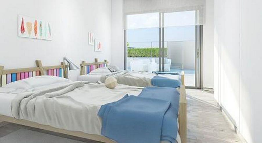 Bild 2: 3-Zimmer-Reihenhäuser in minimalistischem Design ca. 7 km vom Strand