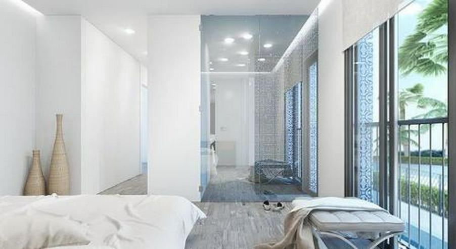 Bild 4: 4-Zimmer-Reihenhäuser in minimalistischem Design ca. 7 km vom Strand
