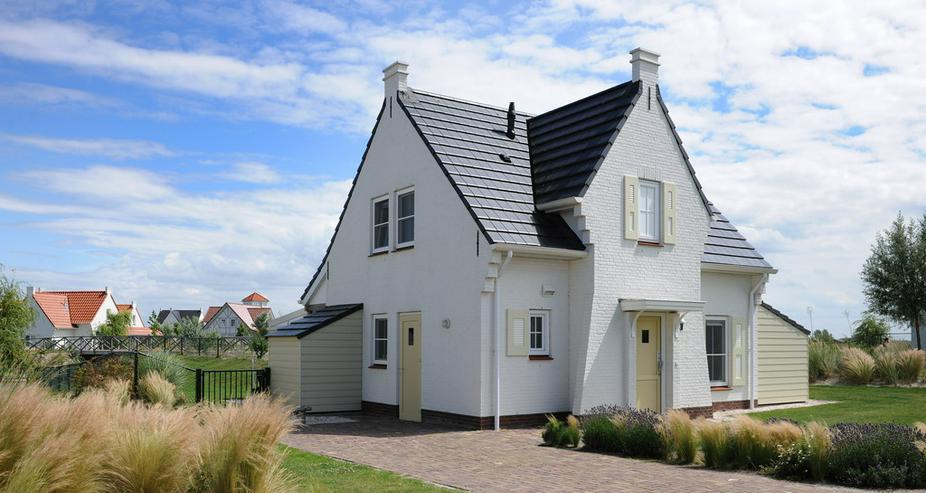 Luxuriöse freistehende Ferienvilla(6P) Cadzand - Ferienwohnung Niederlande - Bild 1
