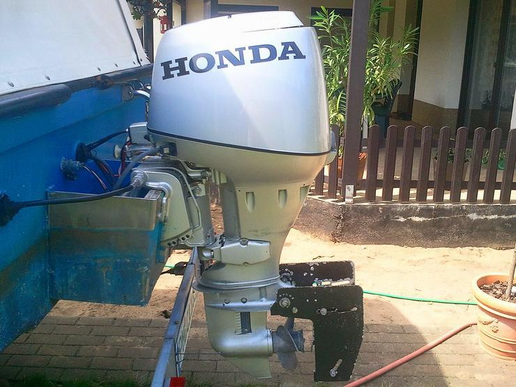Außenbordmotor Honda 25 PS 4-Takt Außenborder