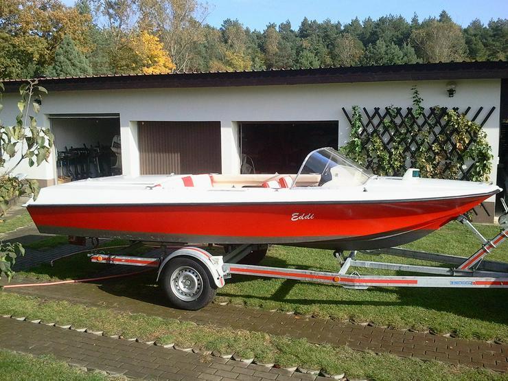 Motorboot Lotos 550x210 Sportboot Inborder 50PS