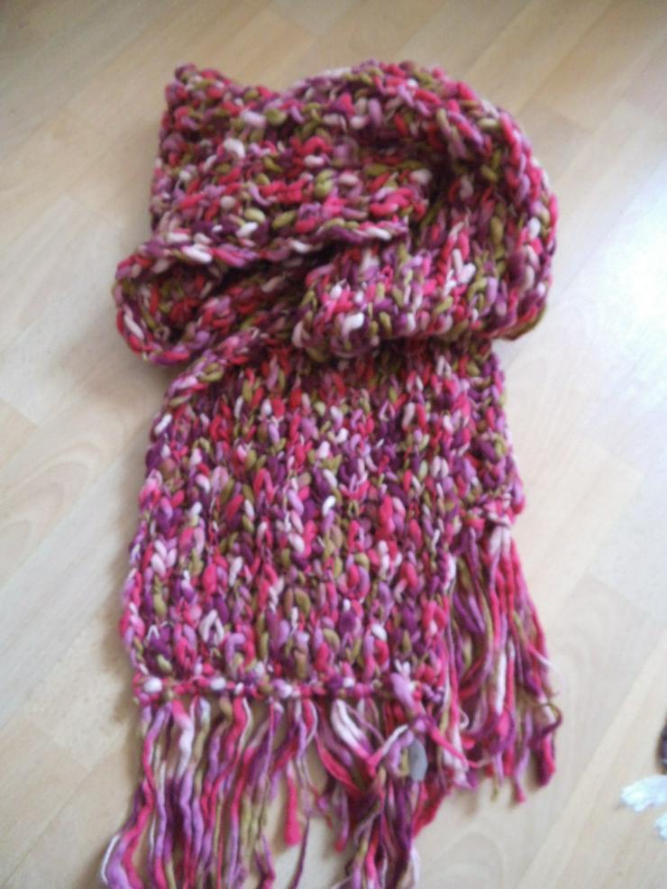 großer kuschelweicher Schal