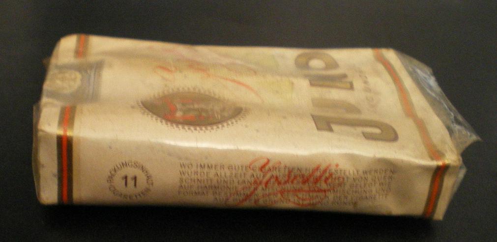 Bild 4: Schachtel Original Juno Sammelobjekt (FP)