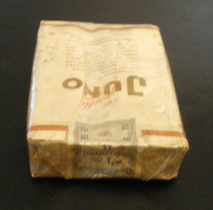 Bild 5: Schachtel Original Juno Sammelobjekt (FP) noch einmal Preis runter gesetzt !