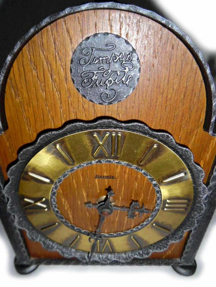 Bild 2: Dekorative Kaminuhr von Hermle - ca. Jahr 1990