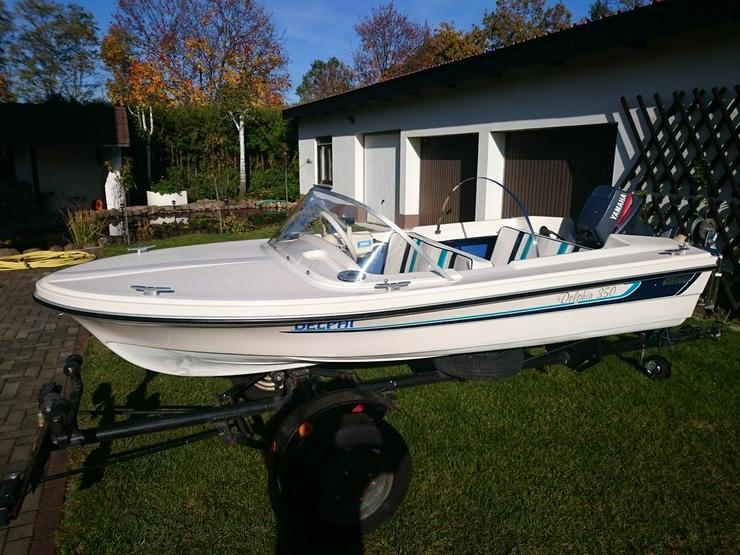 Suche Motorboot Sportboot Ankauf Kajütboot - Motorboote & Yachten - Bild 1